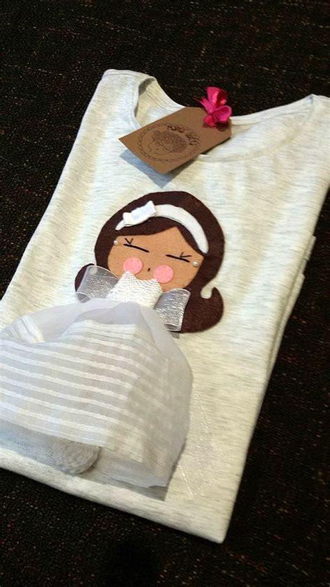 Camisetas personalizadas niña de Comunión