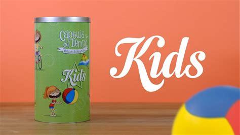 Cápsula del Tiempo Kids   Regalos originales para niños ...