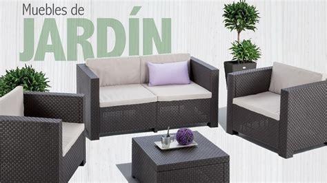 Carrefour: muebles de jardín 2016