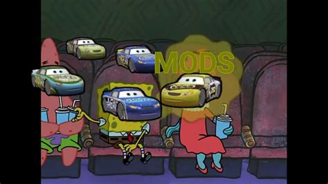 Cars Modding Spongebob Memes Compilation   YouTube