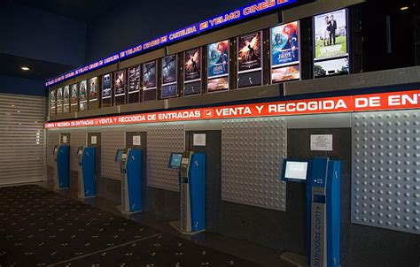 Cartelera de Yelmo Cines Las Arenas, Las Palmas de Gran ...