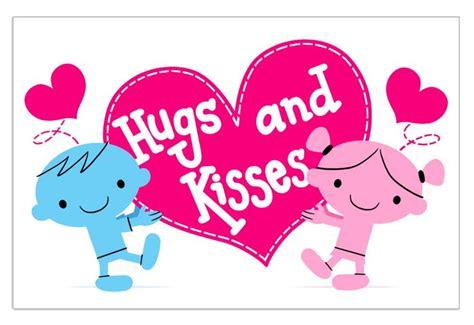 Cartoon Hugs And Kisses | myideasbedroom.com