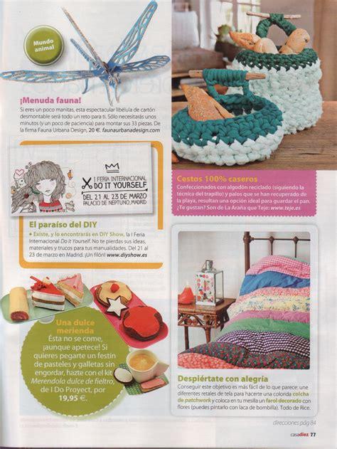 Casa Diez, revista sobre decoración  01 03 14