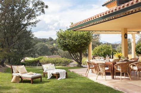 Casas Con Porche Y Jardin   Diseños Arquitectónicos ...