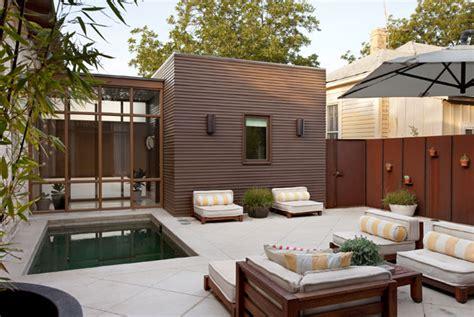 Casas Minimalistas y Modernas: Patios Modernos I