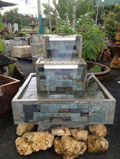 Cascadas artificiales para piscinas   Imagui | cascadas ...