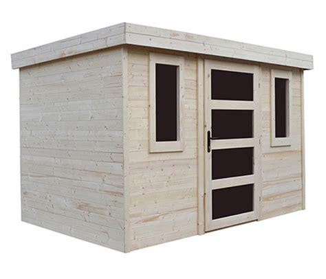 Casetas de madera en Leroy Merlin | Viviendu