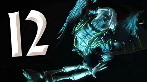 Castlevania Mirror of Fate #12   Eso es caer con estilo ...