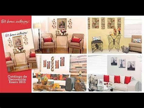 Catálogo de Decoración Enero 2015 de Home Interiors de ...