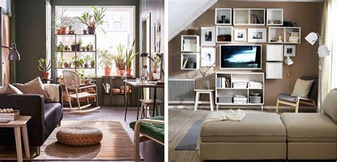 Catálogo de Ikea 2017, salones