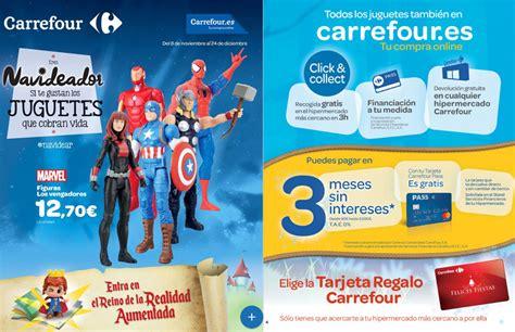 Catálogo de juguetes Carrefour Navidad 2017 | Pequelia