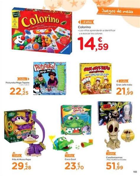 Catálogo de juguetes Carrefour | Navidad 2018   Embarazo10.com