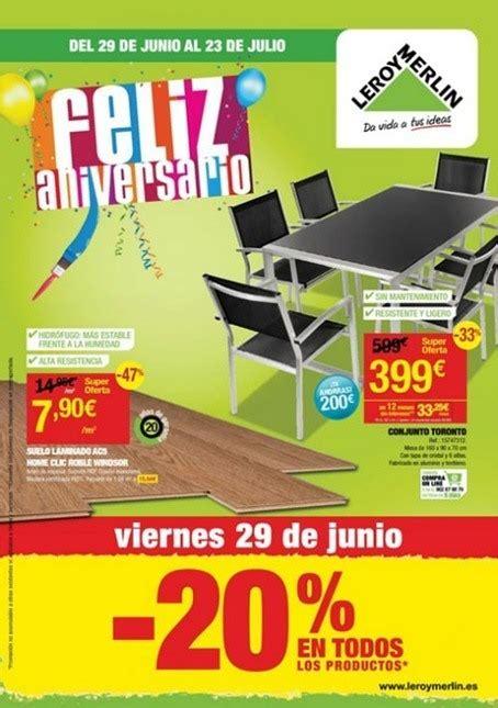 Catálogo Feliz Aniversario Leroy Merlin en Julio de 2012 ...