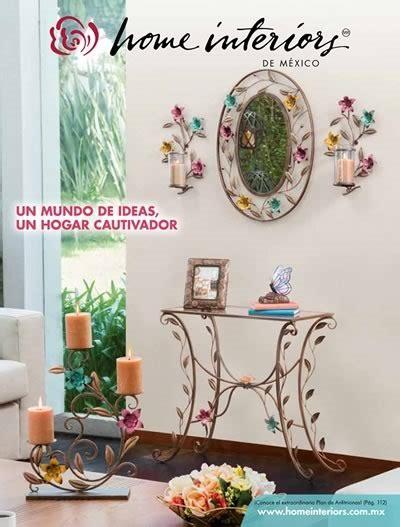 Catálogo Home Interiors Enero 2018 de México