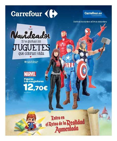 Catálogo juguetes Carrefour navidad reyes 2017/2018 ...