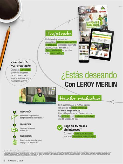 Catálogo Leroy Merlín 2016