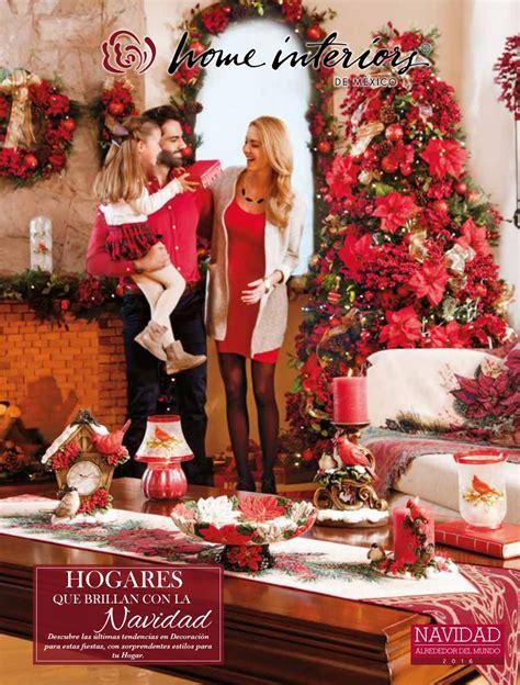 Catálogo Navidad Home Interiors Junio 2016 by Home ...