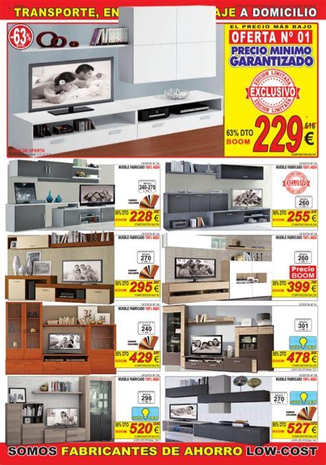 Catálogo Ofertas Julio de 2014 | Muebles BOOM