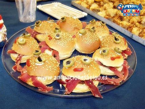 Catering para fiestas infantiles en Valencia, Alicante y ...