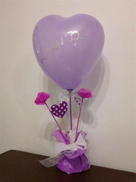 centro de mesa con globos souvenirs_MLA F 3115416697 ...