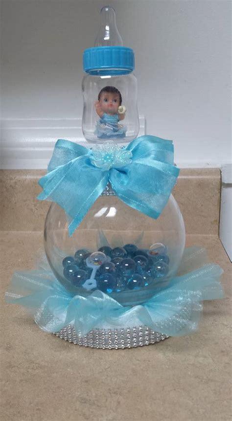 Centro de mesa para baby shower o bautizo. | ARREGLOS Y ...