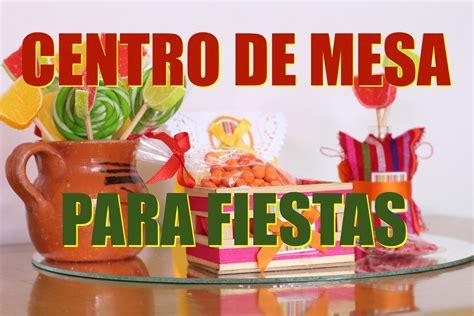 Centro de Mesa para Fiestas Mexicanas   YouTube