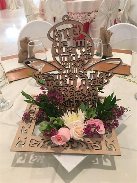 Centros de mesa para Bautizo arreglos bonitos, modernos y ...