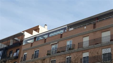 Cerramiento de terraza | Sistemas Claver