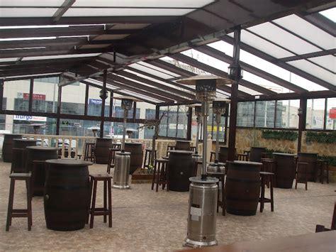 Cerramiento de terrazas y bares en Madrid | Conozcanos