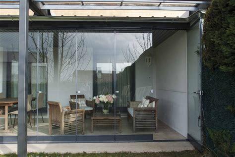 Cerramientos de cristal y ventanas para porches de jardín ...