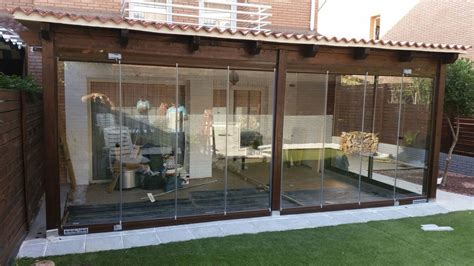 Cerramientos de Terrazas en Zaragoza | Vitroglass sl.es