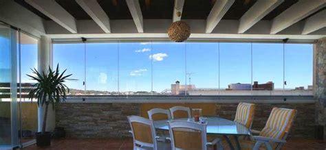 Cerramientos de terrazas y balcones, innovación con cristal