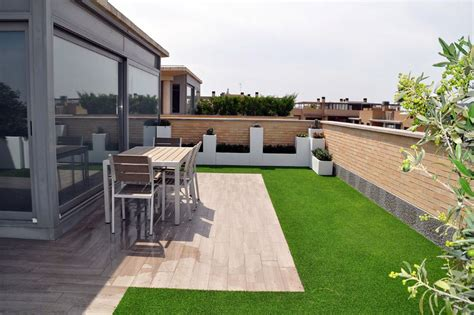 Cesped Artificial Terraza. Elegant With Cesped Artificial ...