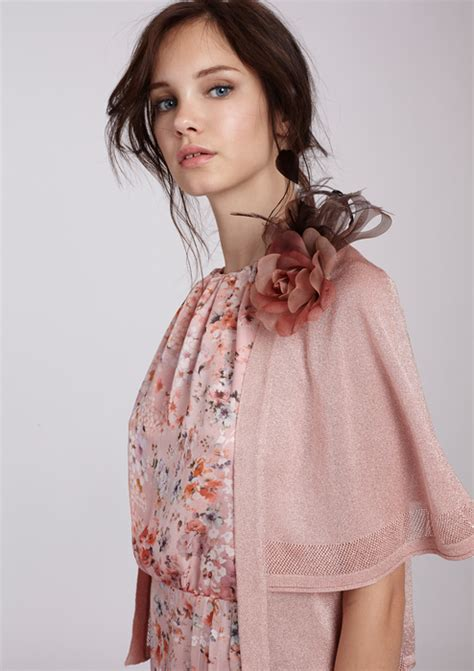 Chaqueta manga corta rosa