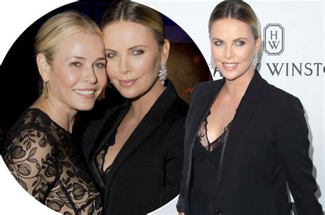 Charlize Theron declares she s  very fat  after 30lb ...