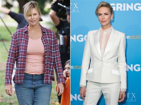 Charlize Theron Gained 50 Lbs for Tully by Eating Potato ...