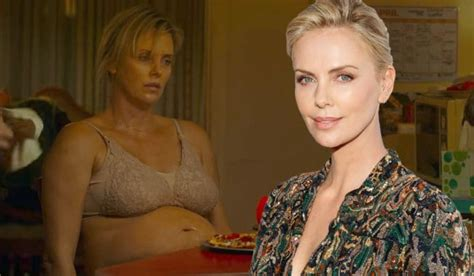 Charlize Theron Got Depressed After Huge Weight Gain For ...