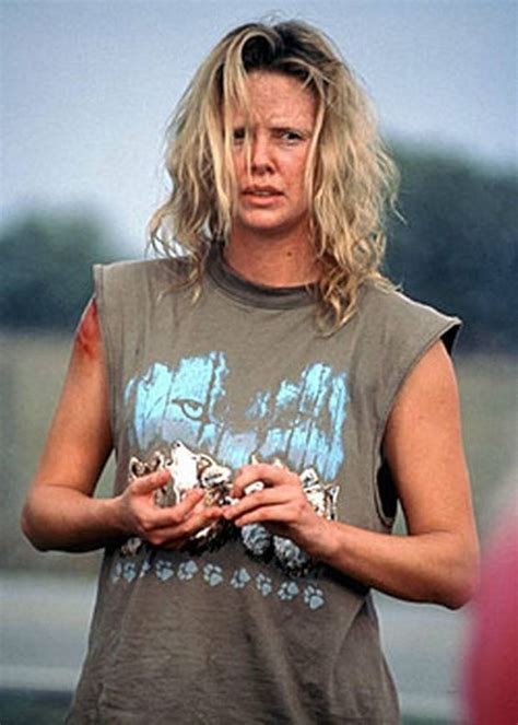Charlize Theron in  Monster.  2003, Patty Jenkins ...