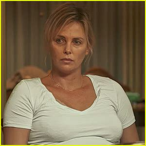 Charlize Theron is On The Edge of a Breakdown in New ...