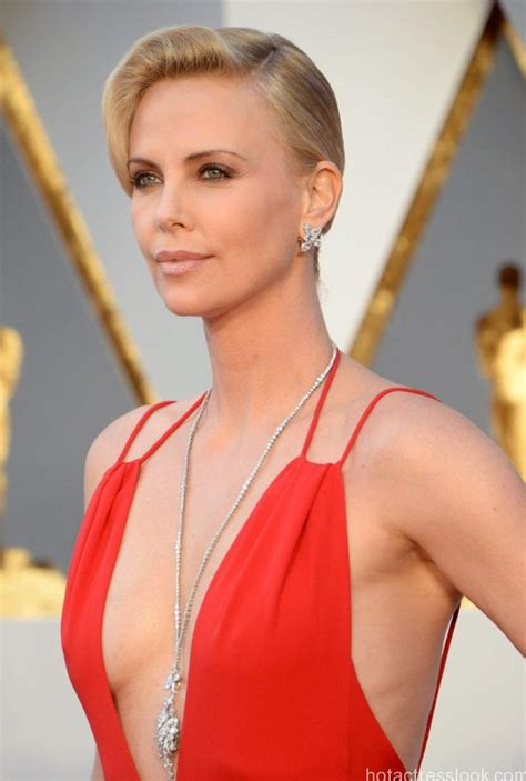Charlize Theron Latest Sexy Photoshoot In Bikini HD