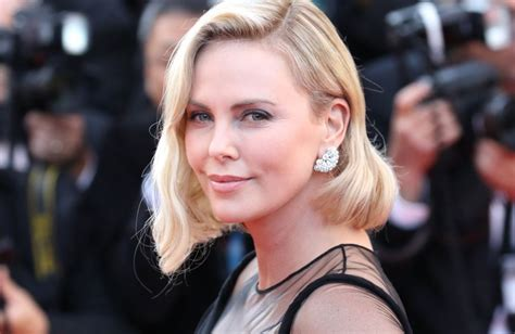 Charlize Theron Movies News Real Name Biography