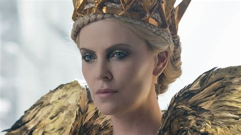 Charlize Theron:  Pretty people get turned away first  for ...