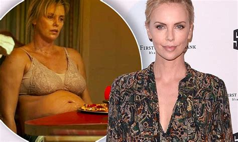 Charlize Theron reveals she got depressed after 50lb ...