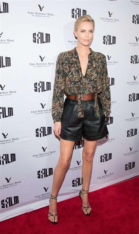 Charlize Theron    Tully  Screening at San Francisco ...