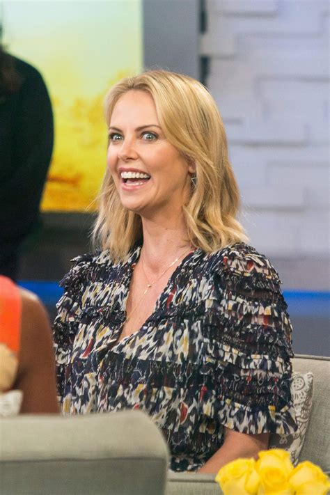 Charlize Theron Visits  The Tonight Show Starring Jimmy ...