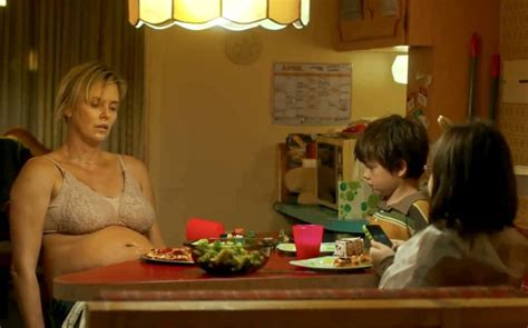 Charlize Theron weight gain for Tully made her depressed ...