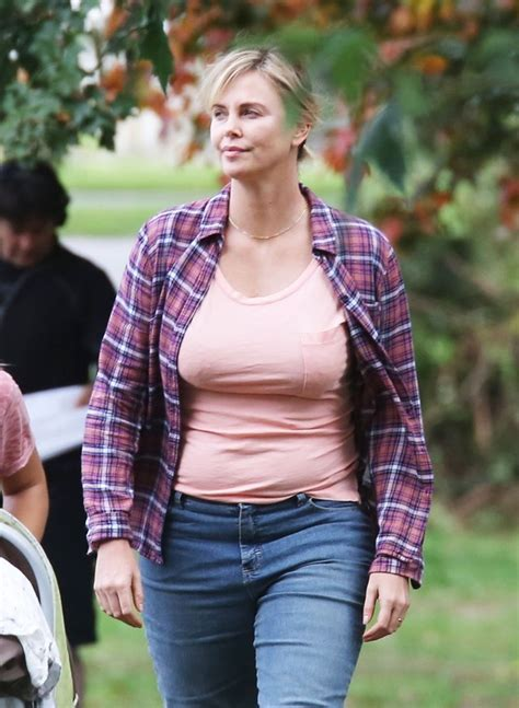 Charlize Theron's Weight Transformation | Skinny VS Curvy