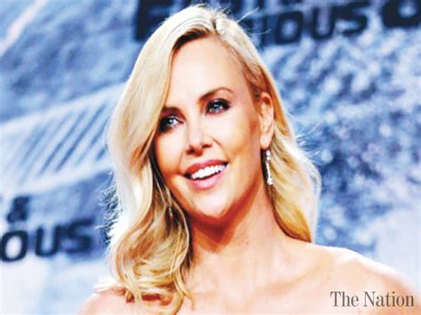 Charlize's brutal weight gain