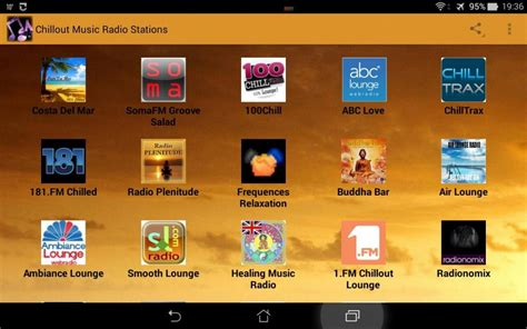 Chillout Music Radio Stations | Download APK for Android ...