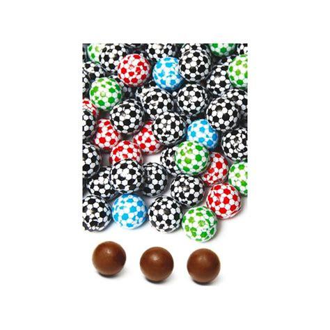 Chocolates en forma de balón de fútbol | Mis Detalles de Boda